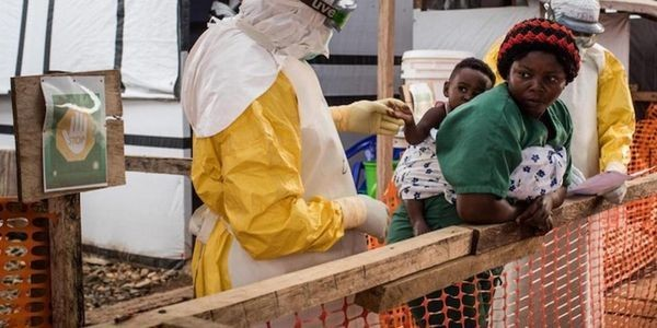 Ebola Crisis In DRC Declared A Public Health Emergency