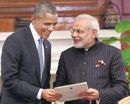 Obama Announces $4 Bln Pact To Put Indians To Work