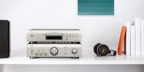 Denon Launches Affordable Audiophile Performance With This New Amplifier And CD Player