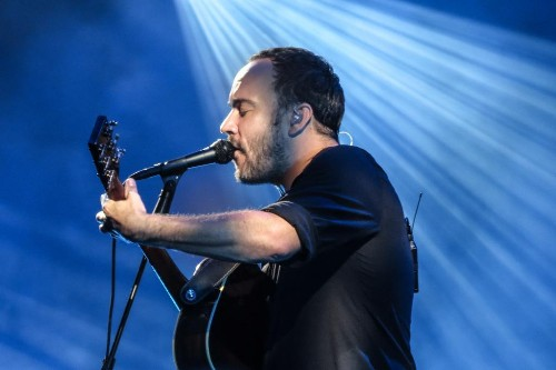 Yahoo and Live Nation Announce Dave Matthews Band Will Launch New Live Streaming Concert Channel