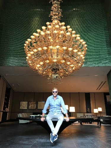 Founder Of Travel Club, PK's List, Reveals A New App And His Top Ten Hotels In The World