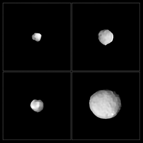 Proposed NASA SmallSat Mission Could Be First To Visit Pallas, Our Third Largest Asteroid