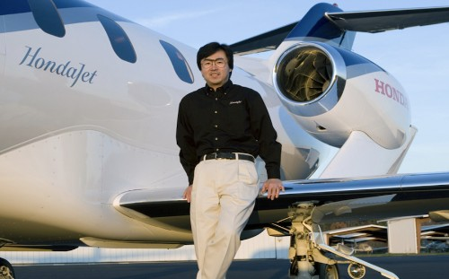World's Best-Selling Entry-Level Business Plane HondaJet Outclasses Rivals With Radical Design