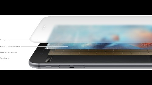 3D Touch In iPhone 6S Isn't Just A Gimmick. Here's How It Works