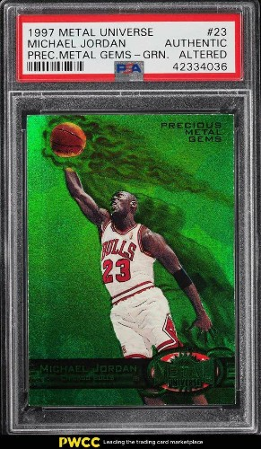 Forget The Michael Jordan Fleer Rookie, His 'Mythical' Card Skyrockets To $118K on eBay