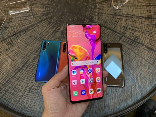 Huawei P30 Pro Hands-On: 10x Optical Zoom Beats Apple's And Samsung's Top Offerings
