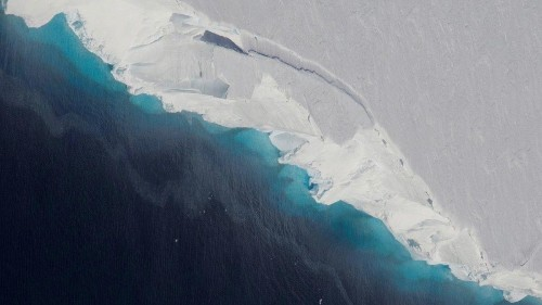 A Massive Hole Found In A Glacier In Antarctica Is Really Bad News For Beach Homes Everywhere
