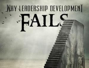 The #1 Reason Leadership Development Fails