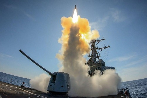 Five Options For A U.S. Military Response To Iran
