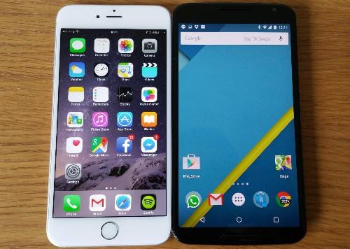 iPhone 6 Plus Vs Nexus 6 Review: Fabulous Phablets Fight