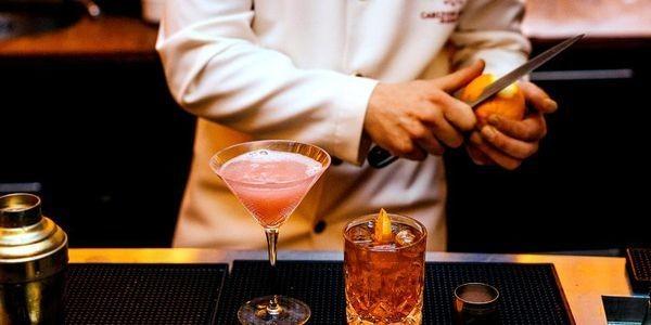 The World's 44 Best Hotel Bars