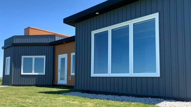 Canadian Construction Company Builds House From 600,000 Recycled Plastic Bottles