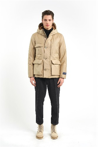 How Advanced Technology Plus A New Creative Vision Has Woolrich Tagged As The New American Soul