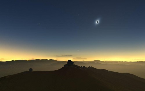 It's 150 Days Until The First Total Solar Eclipse Since The Great American Eclipse. Are You Ready?