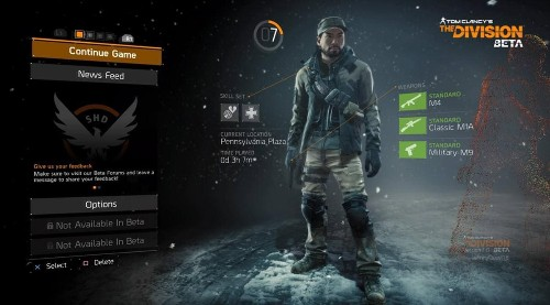 Yes, There Are Reasons To Create Another Character In 'The Division'