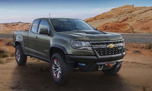 Trucktopia: Get Ready For A Raft Of New Pickup Trucks And Diesels