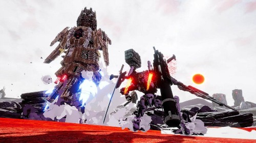 Kenichiro Tsukuda Talks About The Upcoming Switch Mecha Game 'Daemon X Machina'