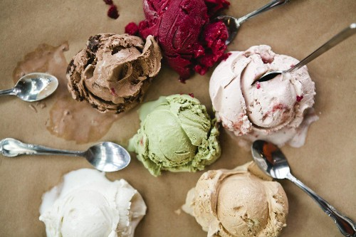 This Disrupter Left A 6-Figure Job To Scoop Ice Cream And Built A Sweet Success Story