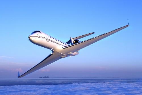 Gulfstream Flying High
