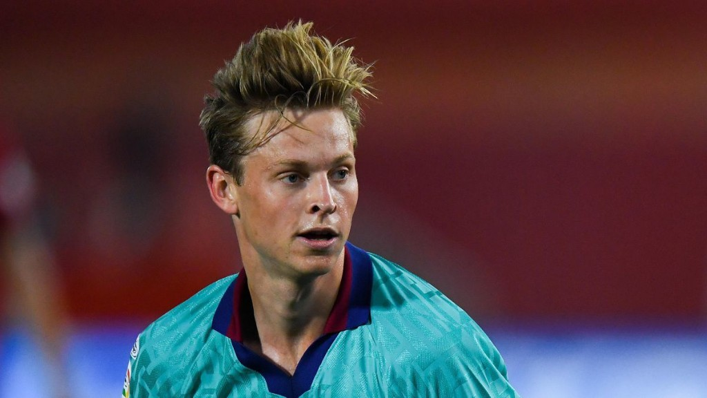 Frenkie De Jong's Hour To Shine And Get Champions League Revenge At FC Barcelona Is Upon Us