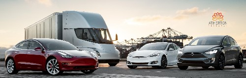 Tesla Is On Track To Become America's #1 Premium Automotive Company, Ahead Of BMW, Mercedes-Benz