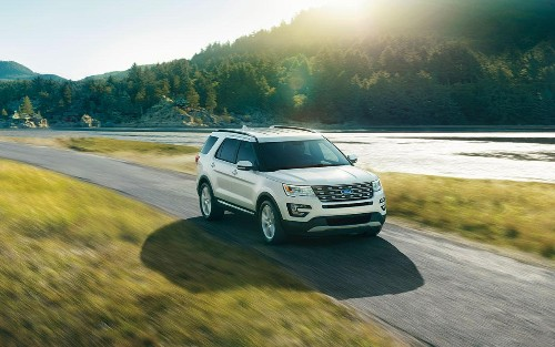 Moving on Up: 2016 Ford Explorer Gets More Powerful and Luxurious