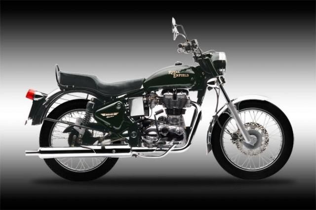 India's Vintage Royal Enfield Overtakes Harley-Davidson In Motorcycle Sales