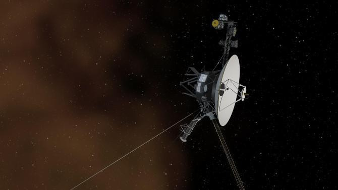 Singing Solar Shockwave Confirms Voyager Is In Interstellar Space