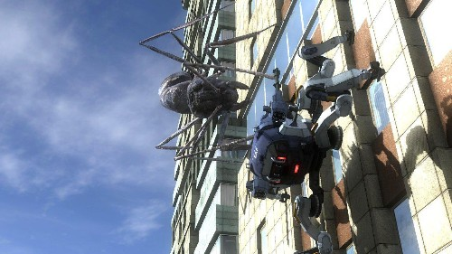 'Earth Defense Force 4.1' Gets New Depth Crawler Vehicle
