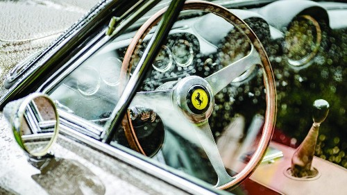 In Fast-Moving Industry, Ferrari Stays The Course