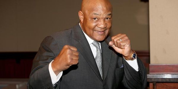 George Foreman On Being A Salesman, His Comeback, And How Much Money He Made From His Grill