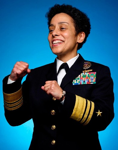 Leadership Lessons From Admiral Michelle Howard, The Highest Ranking Woman In Naval History