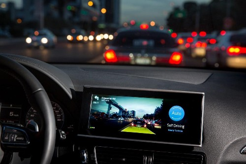 A Driverless Car Saved My Life - No, Really.