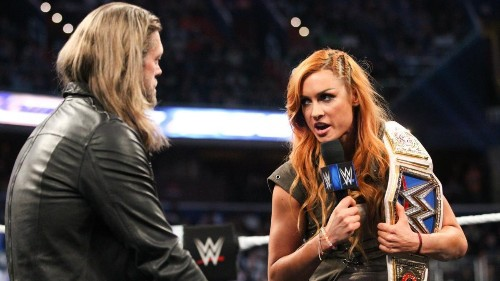 Becky Lynch Is Wearing Out Her Welcome On Twitter Amid Petty Frenemy Feud With Edge, Beth Phoenix