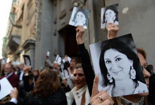 Suspected 'Middleman' In Murder of Maltese Journalist Arrested, Offered A Deal