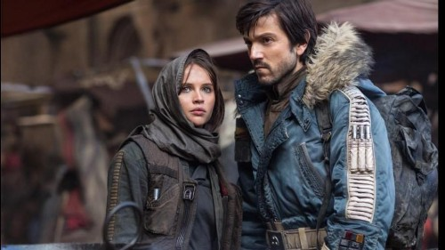 Friday Box Office: 'Rogue One' Gets Topped By 'Hidden Figures,' Struggles In China