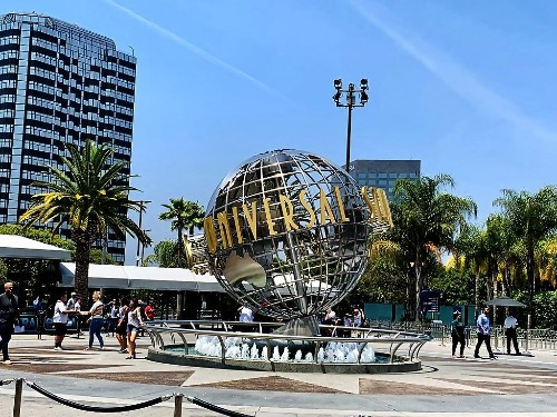 Fearless Summer: Universal Studios Hollywood