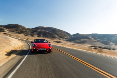 Road Testing the 2015 Porsche Boxster GTS: Moonlight Drives and Mountain Climbs