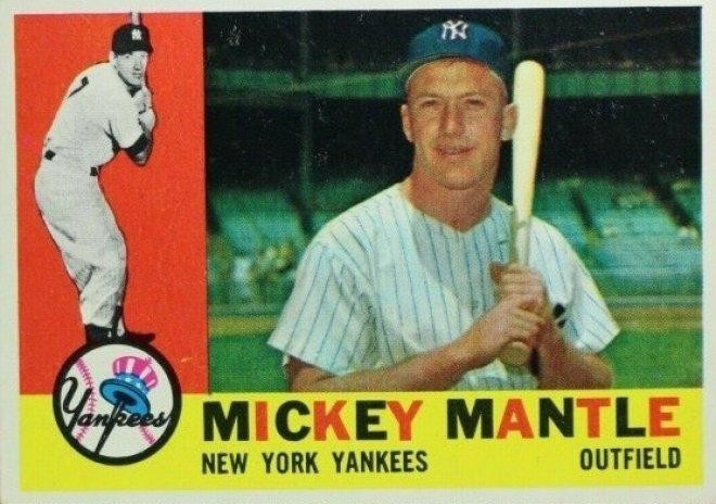 For Sale: Mickey Mantle's Obscene Briefs, Snatched From Him After Game