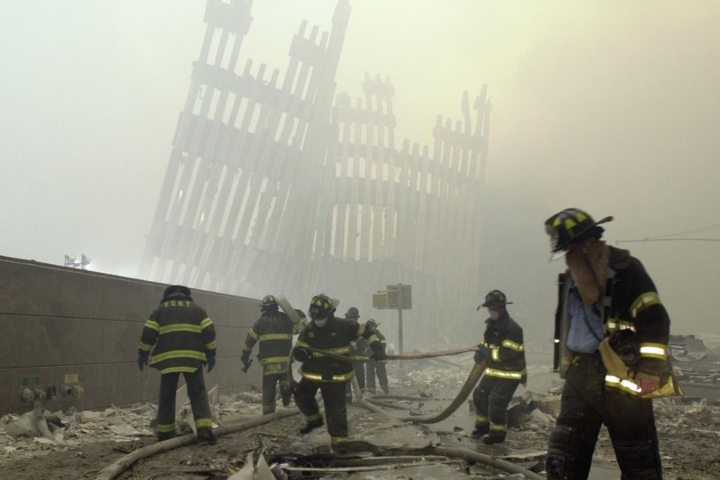 'Pure Evil': Report On Trump Administration Draining Fund For FDNY's 9/11 Responders Draws Outrage