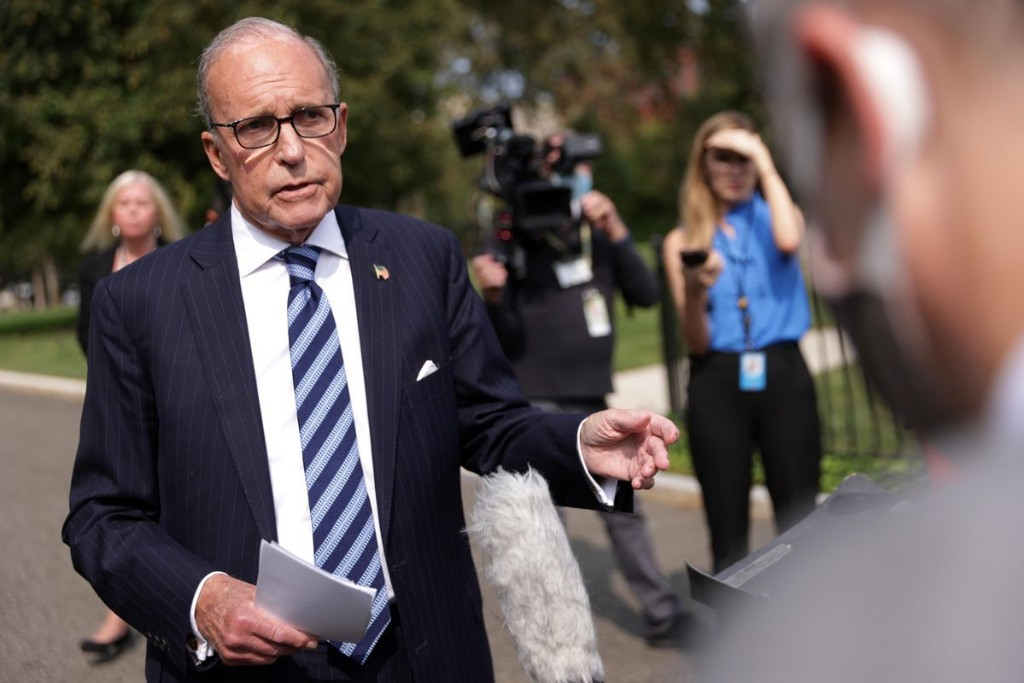 Kudlow—Contradicting Other Top Officials—Says Stimulus Not Needed For Economic Recovery