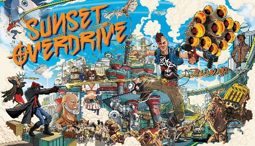 Sunset Overdrive First Impressions -- 2 Hours In The 'Awesomepocalypse'