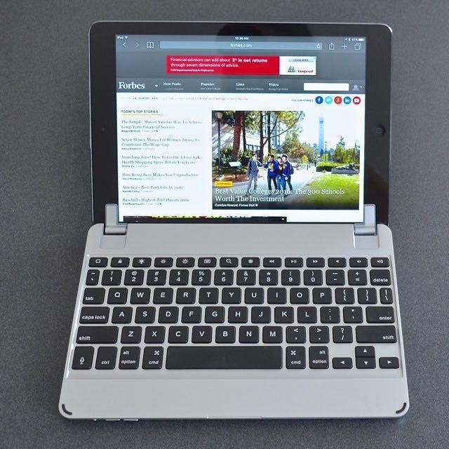 BrydgeAir Keyboard: This Is How To Turn Your iPad Air Into A Mini MacBook