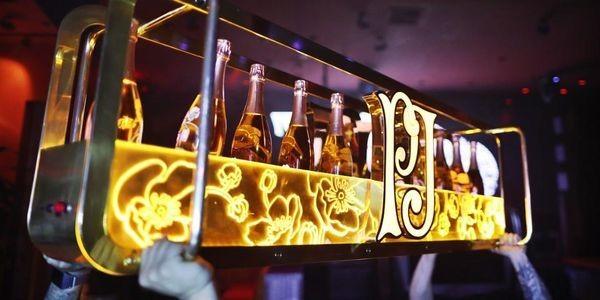 A Decade of Popping Bottles at Wynn Nightlife's XS Nightclub