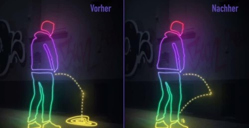 The Science Behind 'The Paint That Pees Back'
