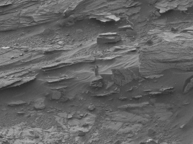 No, That's Not A Woman On Mars
