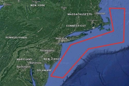 A Massive Reservoir Of Freshwater Was Just Discovered Offshore New England