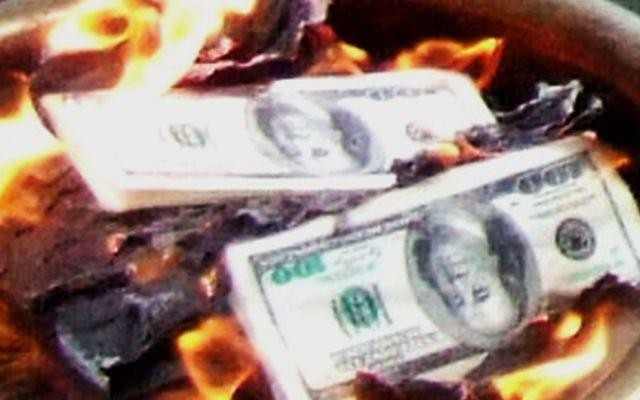 Is Your CIO Burning Cash? Here Are 5 Ways To Tell