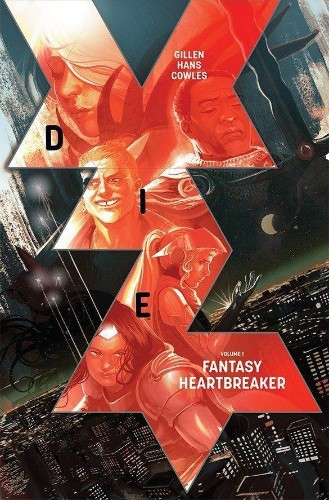 Role-Playing Gets Cranked Up To 11 In First Look At 'DIE, Vol. 1: Fantasy Heartbreaker'