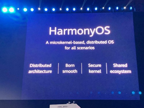 """Move Over Android: Huawei's Harmony OS Is Plan B, But Could Be Implemented """"In Days"""" If Needed"""